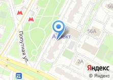 Компания «Русский мастер» на карте