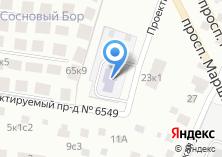 Компания «Детский сад №1265» на карте