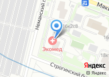 Компания «Сталком Гарант» на карте