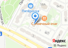 Компания «МишельАвто» на карте