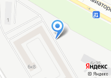 Компания «Овермакс» на карте