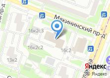 Компания «Пожарная часть №58» на карте
