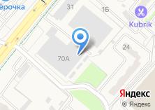 Компания «Макс Авто» на карте