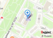 Компания «ЕИРЦ района Солнцево» на карте
