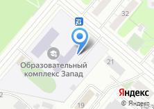 Компания «Банковский колледж №45» на карте
