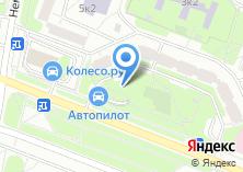 Компания «Best Cars Moscow» на карте