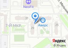 Компания «Квартира» на карте