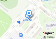 Компания «Синтес» на карте