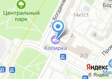 Компания «Нод и В» на карте