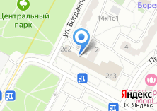 Компания «Я здоров» на карте