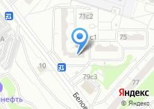 Компания «МГФОМС Московский городской фонд обязательного медицинского страхования» на карте
