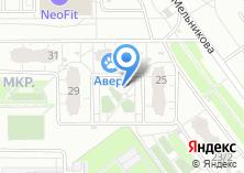 Компания «Мекамед» на карте
