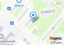 Компания «МТК» на карте