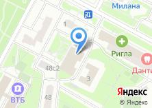 Компания «Я рядом» на карте