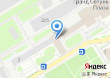 Компания «Авангард Транс Групп» на карте