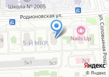 Компания «Ангело» на карте