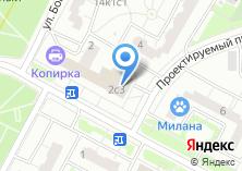 Компания «Магазин овощей и фруктов на Солнцевском проспекте» на карте