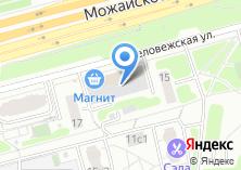 Компания «Брагинский и партнеры» на карте