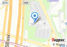 Компания «УАЗис» на карте