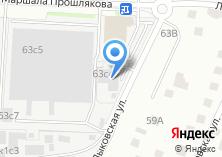 Компания «Международный почтамт» на карте