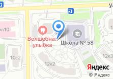 Компания «Авто СПА» на карте