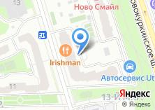 Компания «Строящийся жилой дом по ул. 13а микрорайон» на карте