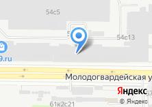 Компания «AMB» на карте