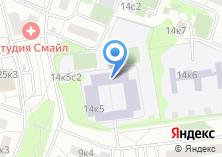 Компания «Средняя общеобразовательная школа №70» на карте