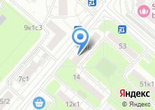 Компания «VICARGO» на карте
