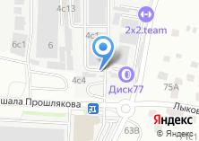Компания «НовоТех» на карте