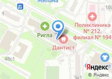 Компания «Женская консультация Городская поликлиника №194» на карте