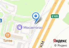 Компания «АЗС VK» на карте