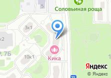 Компания «Здоровяк Куркино» на карте