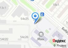 Компания «Мир автоэлектроники» на карте