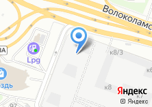 Компания «ИнформСвязь» на карте