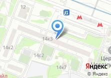 Компания «Эквалайс» на карте