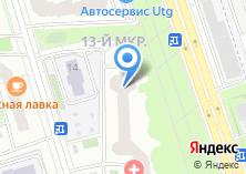Компания «Метелица» на карте