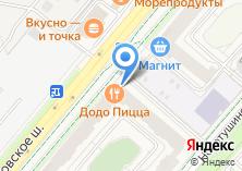 Компания «Новое Тушино» на карте