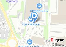 Компания «Ти-Рэкс» на карте