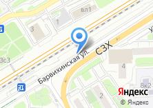 Компания «Паровоз» на карте