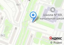 Компания «Автостоянка №5» на карте