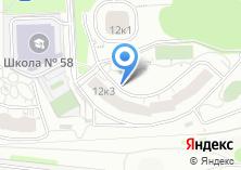 Компания «Строящийся жилой дом по ул. Твардовского» на карте