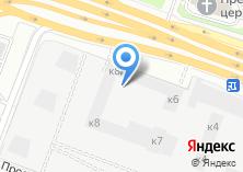 Компания «Томак-XXI век» на карте