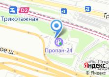 Компания «МотоВол» на карте
