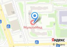 Компания «ПИК-Комфорт» на карте