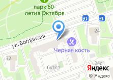 Компания «Мебель-Адмирал» на карте