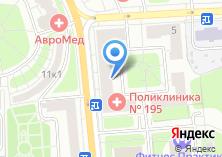 Компания «Астра-Сетунь» на карте