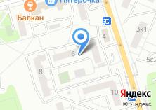 Компания «Строящийся жилой дом по ул. Вяземская» на карте