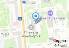 Компания «Sun cafe» на карте