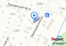 Компания «Киана» на карте
